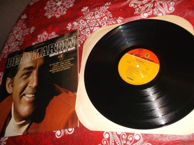 Dean Martin  Gentle on my mind LP Album  US pressing