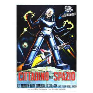 Cittadino-Dello-Spazio-Dvd-Nuovo