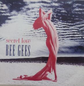 "7"" 1991 KULT IN MINT- ! THE BEE GEES :  Secret Love"