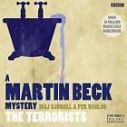 Martin Beck: The Terrorists by Joan Tate, Maj Sjowall, Per Wahloo (CD-Audio, 2013)