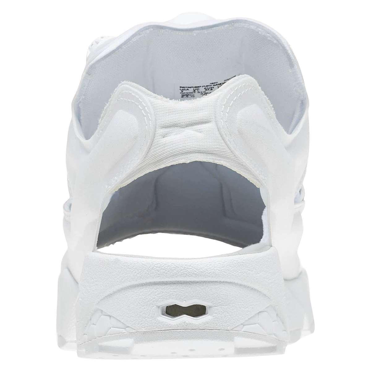 Reebok INSTAPUMP FURY Sandales Weiß BD3186 Slip On BD3186 Weiß Authentic NEW ad26df