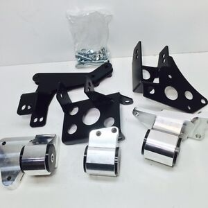 Hasport EKK2 K Series Engine Swap Mount Kit 96-00 Honda Civic