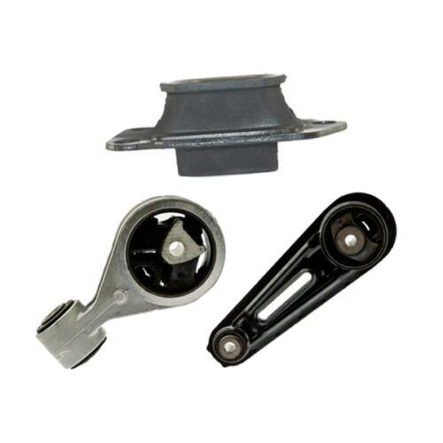 Transmission /& Torque Strut Mount 3PCS for 07-12 Nissan Sentra 2.5L for Manual.