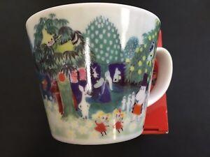 Moomin-Valley-Water-Color-Soup-Mug-Cup-Yamaka-Japan-MM323-36
