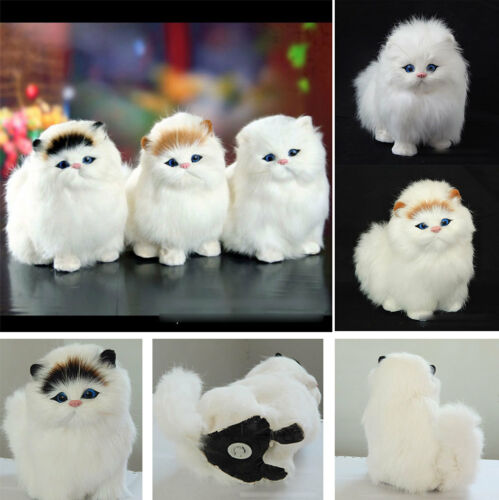 Toys For Boys Girls Electronic Plush Cats Cute 3 4 5 6 7 8 9 Year Old Age