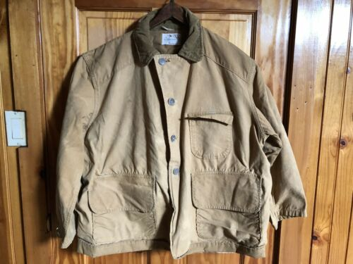 Vintage Mens Foremost Jc Penney's Hunting Jacket