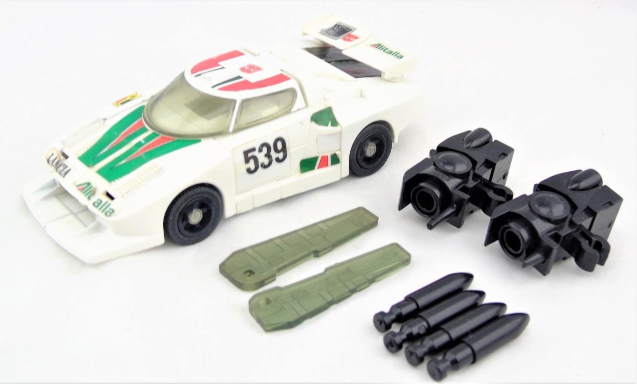 Transformers Original G1 1984 Autobot Car Wheeljack Complete