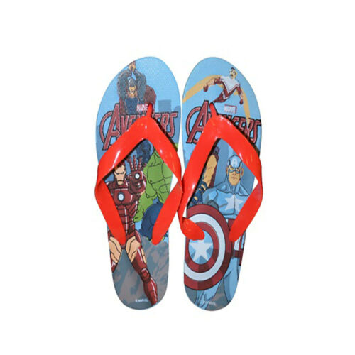 Enfants Disney Gelé Mickey Sofia Cendrillon Spiderman avenger flip flop
