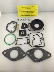 Mitsubishi-Minicab-U42T-Carburetor-Kit-For-Mikuni-34SHVT-Carburetor