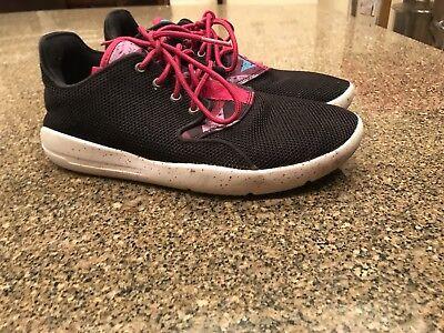 Jordan Kids Jordan Eclipse Black/Pink Running Shoes Size 5   eBay