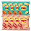 Chinese-Flavors-Lay-039-s-Potato-Chips-4-Bags-Fried-Crab-4-Bags-Spicy-Crayfish miniature 1