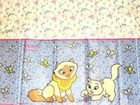 Cat Sagwa The Chinese Siamese Cat 1-plastic Tablecover 54x96 Party Supplies