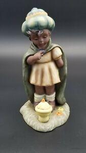 Vintage-BERTA-HUMMEL-1996-GOEBEL-NATIVITY-Melichior-BH-26-F-Figurine
