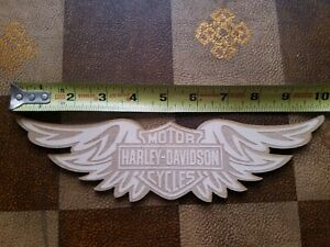 Harley-davidson-laser-engraved-sign