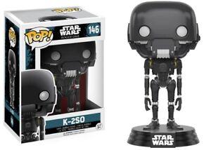 STAR Wars: Rogue uno K-2SO DROID Funko Pop LIMITATA IN VINILE Nuovo di Zecca STOCK