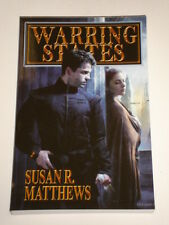 WARRING STATES MINX PUBLISHING SUSAN R MATTHEWS TPB