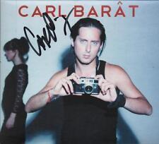 SIGNED Carl Barât - Carl Barât (CD 2010) - Libertines - proof emails