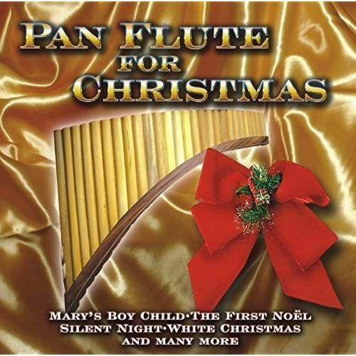 Pan Flute For Christmas -  Various - CD Neu OVP