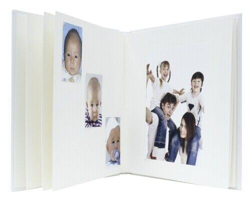 Deknudt Fotoalbum weiß 20x20 20 weiße Seiten A66DF1