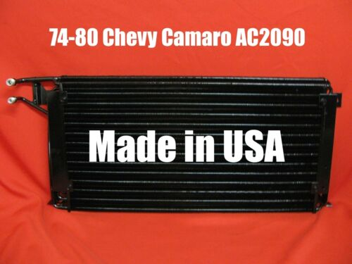 74 75 76 77 78 79 80 Chevy Camaro AC a//c Condenser OEM 3031783 Air AC2090
