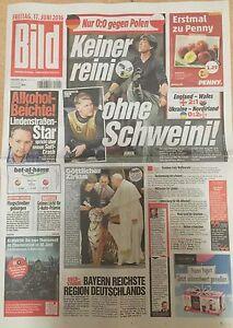 BILD-Zeitung-17-06-2016-DEUTSCHLAND-POLEN-0-0-Europameisterschaft-2016