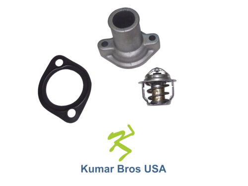 New Kubota L2550F L2550-TOW L2600DT  Thermostat Cover Thermostat /& Gasket