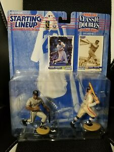 1997 Babe Ruth (Red Sox) & Frank Thomas Classic Doubles SLU Starting Lineup