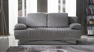 Fantasy Queen Size Convertible Sofa Bed with Storage in Valencia ...