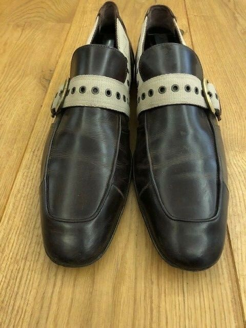 100% Auténtico Cesare Paciotti Zapatos
