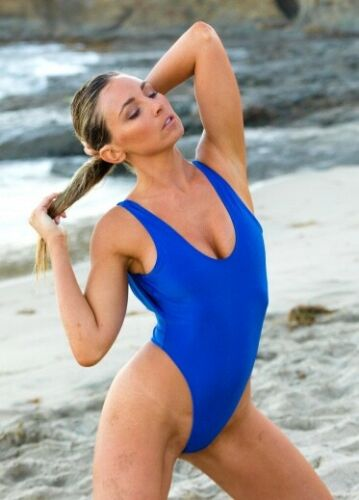 Brigitewear One Piece Thong Swimsuit