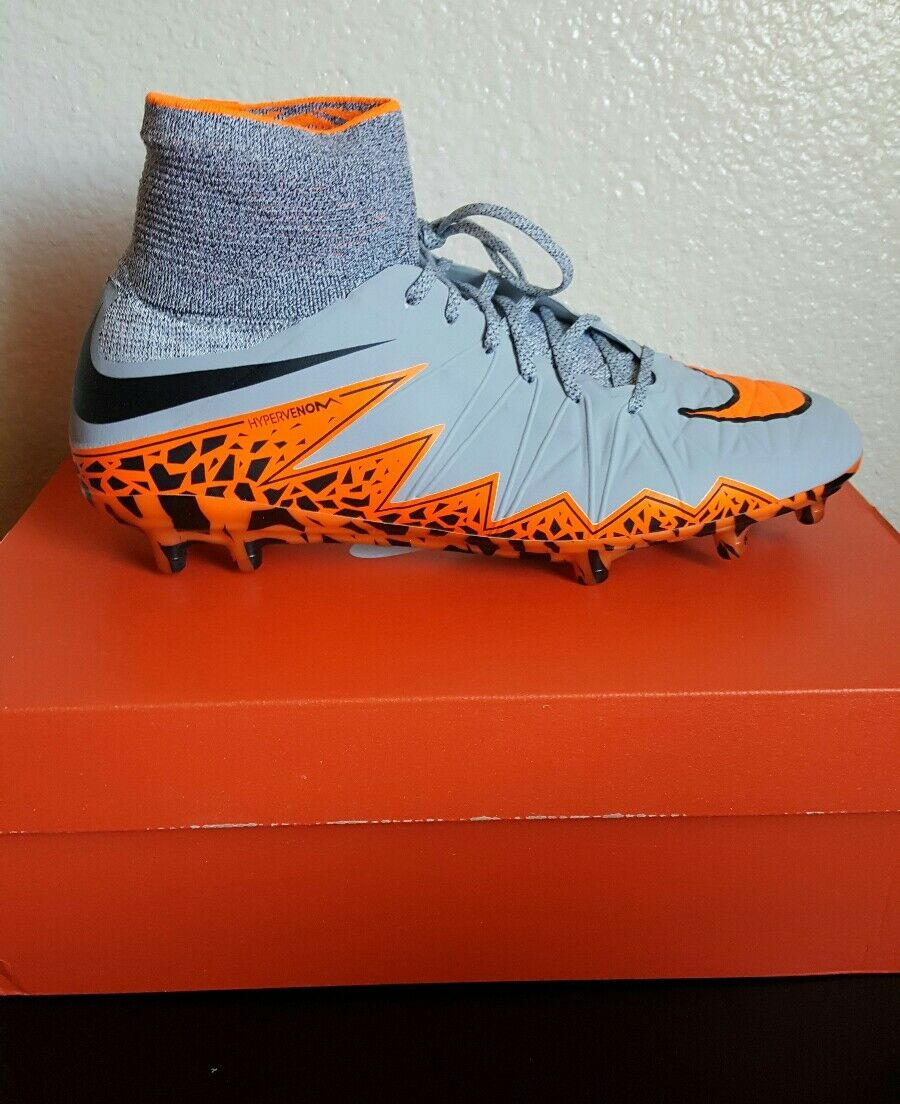 Nike hypervenom phantom ii 2 - fg acg 10 soccer football boot sz 10 acg neymar 747213-080 395a26