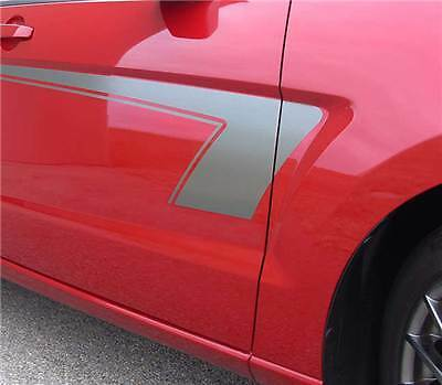 Side Door Stripes 3M  Vinyl Graphics Hood Decals 2005-2009 2010 for Ford Focus