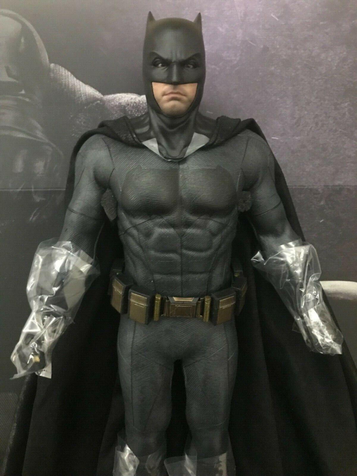 Hot Juguetes Justice Coalition Batman mms456 - 1   6 ratio