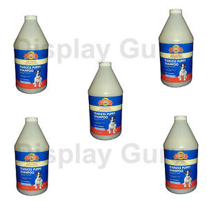 Details about Multipack Baby Fresh Scent Dog Puppy Tearless Shampoo 1 9L By  Grreat Choice