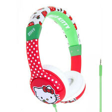 HELLO KITTY Children's Headphones for kids 3-7 years - Stereo Speakers