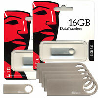 NEW Data Traveler 8GB-32GB USB 2.0/3.0 Flash Pen Drive Memory Stick Storage Disk