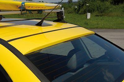Rieger Heckscheibenblende für Seat Cordoba 6K Limousine