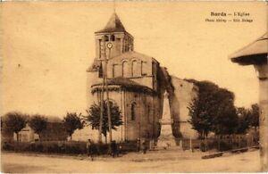 CPA Bords - L'Église (104481)