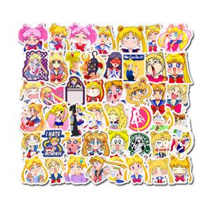 50-un-Anime-Dibujos-Animados-Patineta-Pegatinas-Vinilo-Laptop-Equipaje-Calcomanias-Graficos-NUEVO