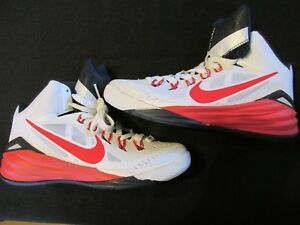 separation shoes 4f25f 24f16 Image is loading Men-039-s-Nike-Hyperdunk-Lunarlon-Shoes-Size-