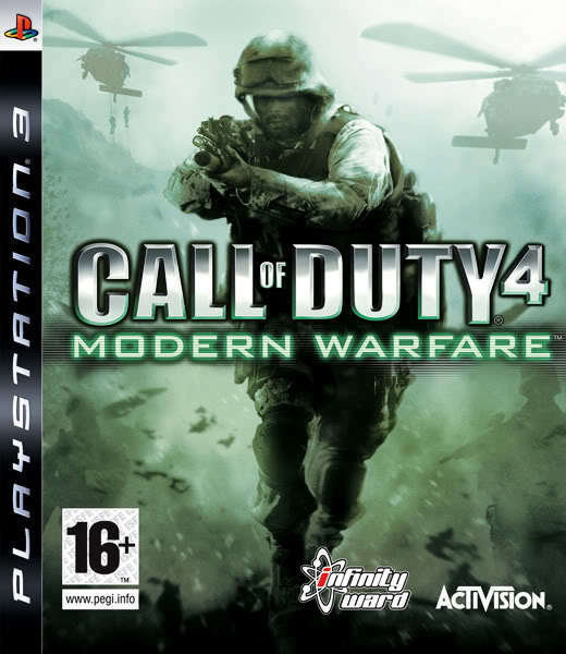 Call of Duty 4 Modern Warfare ~ PS3 (in Great Condition)