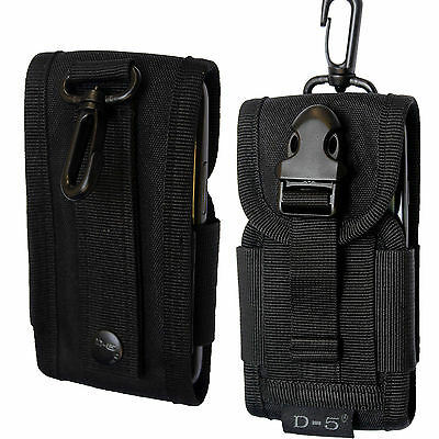 Universal Cordura Army Bag for Mobile Phone Belt Hook Cover Holster Pouch Case