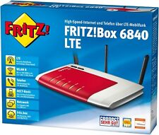 AVM FRITZ!Box 6840 LTE International WLAN Router, 2,4 GHz oder 5 GHz)