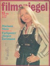 FILMSPIEGEL 13/1980 MARIANN MOORE BERNARD BLIER (FS537)