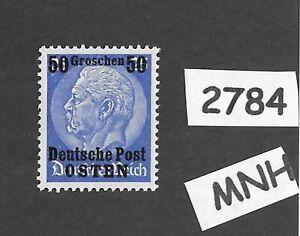 MNH-OSTEN-overprint-stamp-1940-Hindenburg-50GR-German-occupation-Poland-WWII