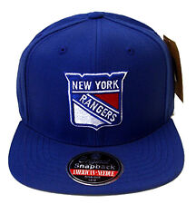 New York Rangers American Needle Retro Replica Wool Snapback Cap Hat