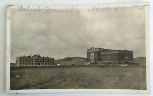 RPPC-Divided-Back-MINOT-NORMAL-SCHOOL-North-Dakota-about-1914-1915-Unposted