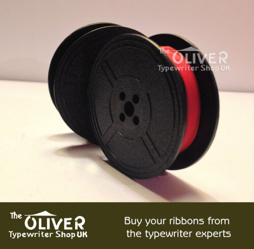 Black and Red ***High Quality*** Empire Aristocrat Typewriter Ribbon