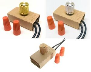 Zing Ear ZE-03 Full Range Inline Table Lamp Dimmer Switch Light ...