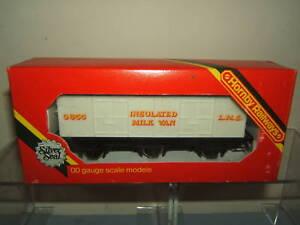 HORNBY-RAILWAY-039-S-MODEL-No-R-671-LMS-034-6-WHEEL-034-MILK-VAN-MIB